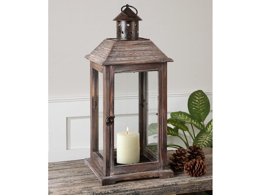 Uttermost Accessories - Candle HoldersDenley Candleholder