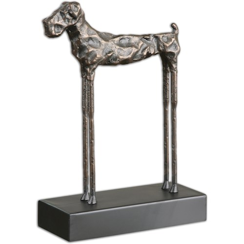 Uttermost Accessories Maximus Cast Iron Sculpture