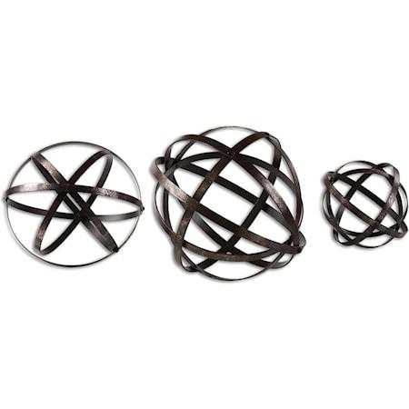Stetson Bronze Spheres S/3