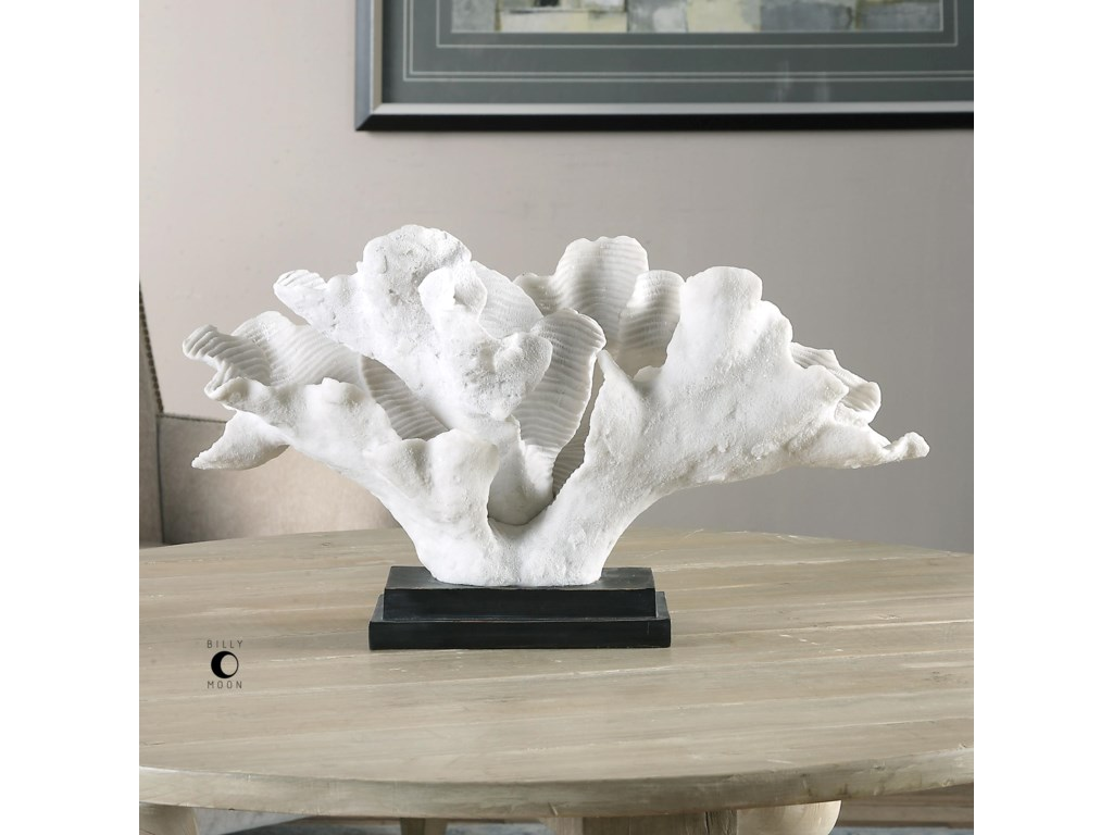 Uttermost Accessories - Statues and FigurinesBlade Coral Statue