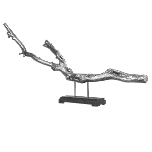 Uttermost Accessories Becan Driftwood Sculpture