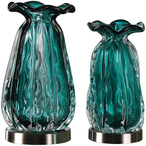Uttermost Accessories Gabriela Vases (Set of 2)