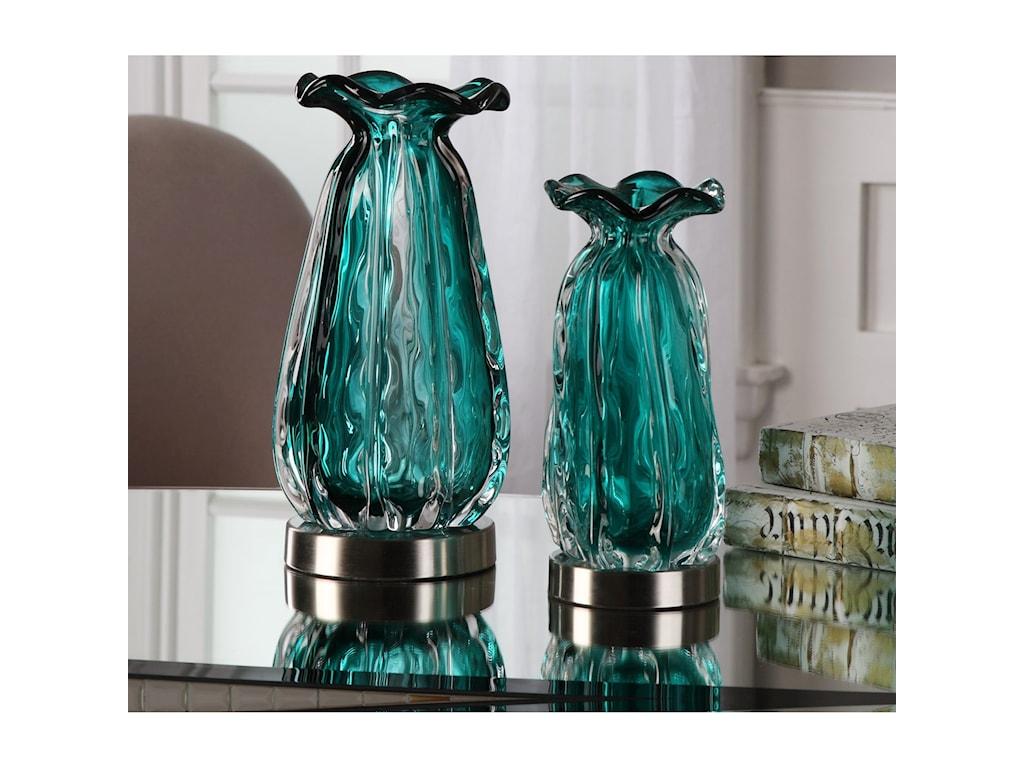 Uttermost AccessoriesGabriela Vases (Set of 2)