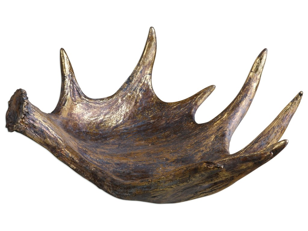 Uttermost AccessoriesMoose Antler Bowl