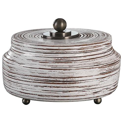 Uttermost Accessories Saltillo Box