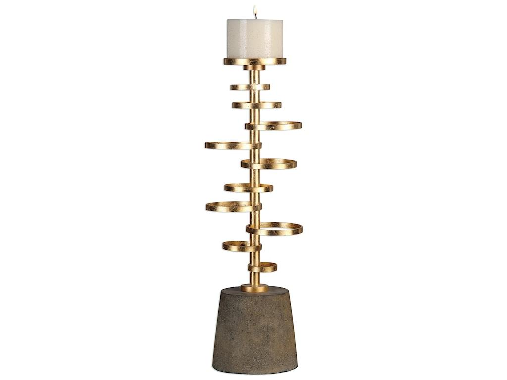 Uttermost AccessoriesLostine Candleholder