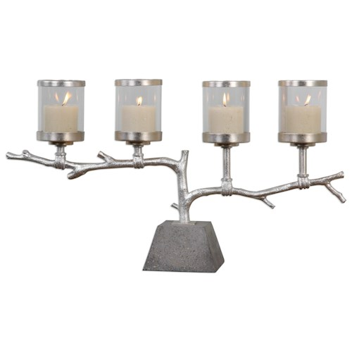 Uttermost Accessories Branch Candelabra