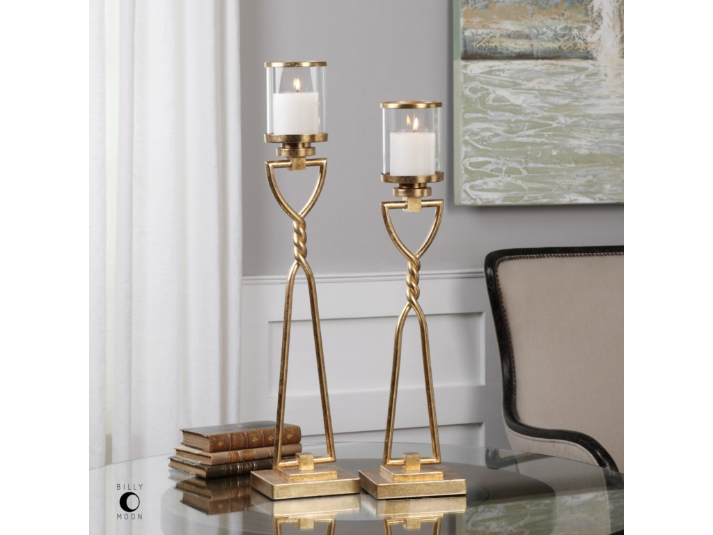 Uttermost AccessoriesSusana Candleholders (Set of 2)