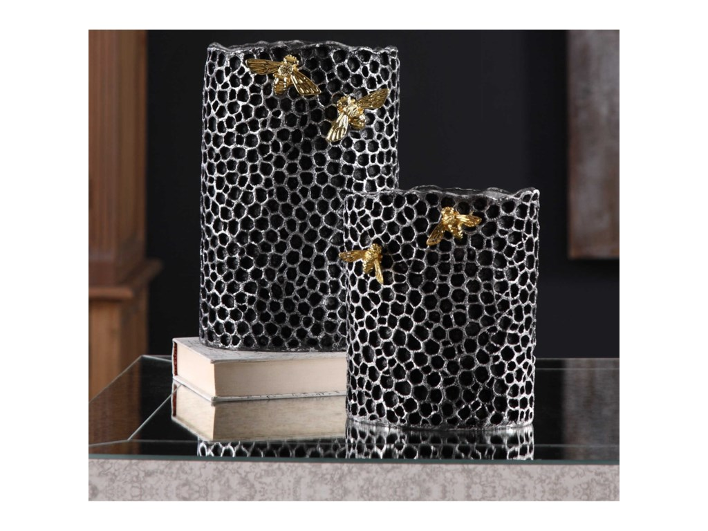 Uttermost AccessoriesHive Vases (Set of 2)