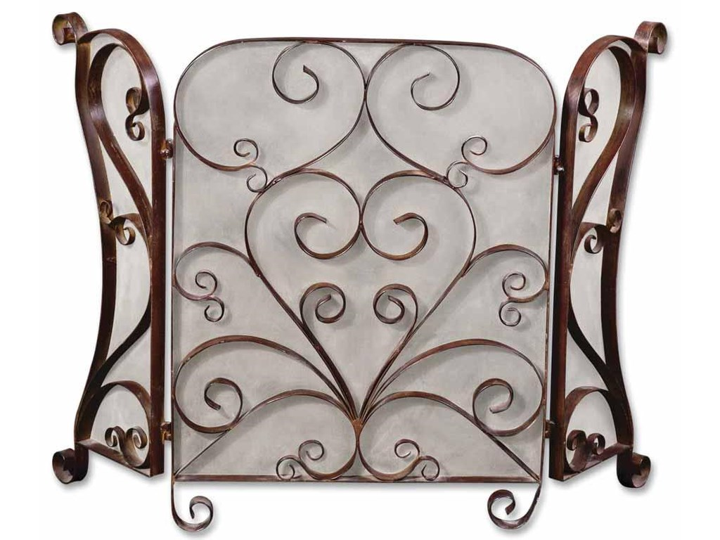Uttermost AccessoriesDaymeion Fireplace Screen
