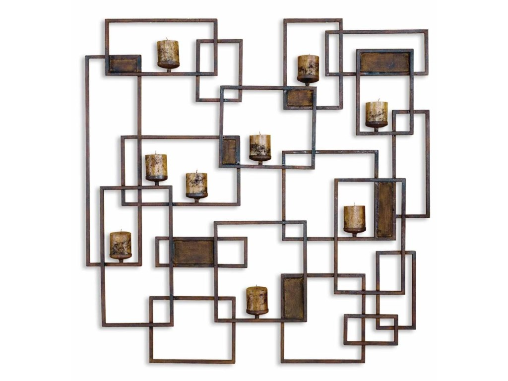 Uttermost AccessoriesSiam Candlelight Wall Sculpture