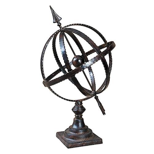 Uttermost Accessories Diez Globe