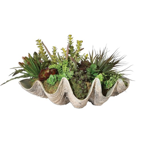 Uttermost Accessories Sea Coast Succulents