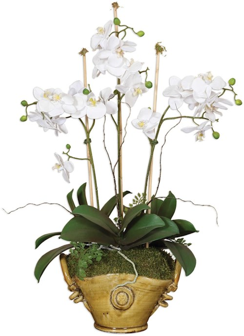 Uttermost Accessories Laila Orchid