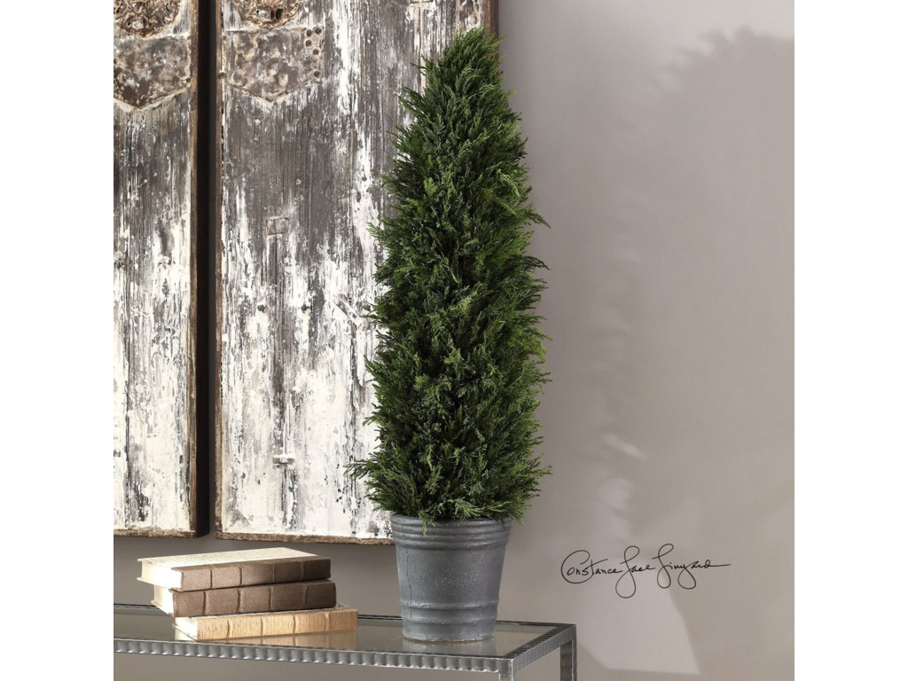 Uttermost AccessoriesCypress Cone Topiary