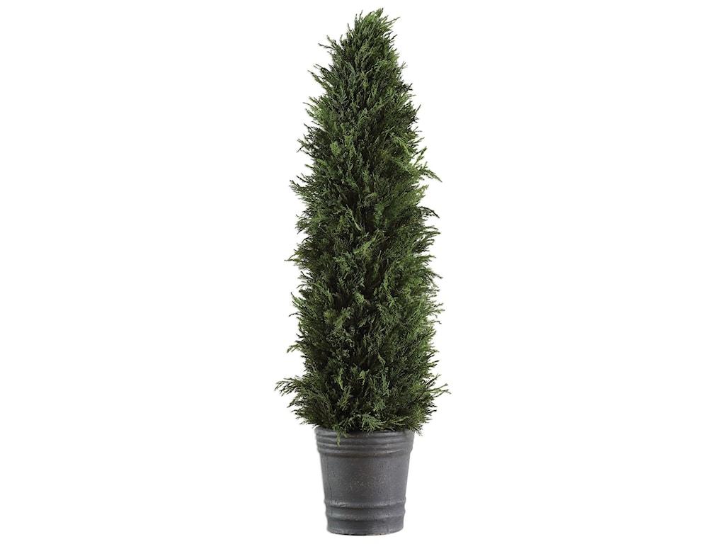 Uttermost AccessoriesCypress Cone Topiary