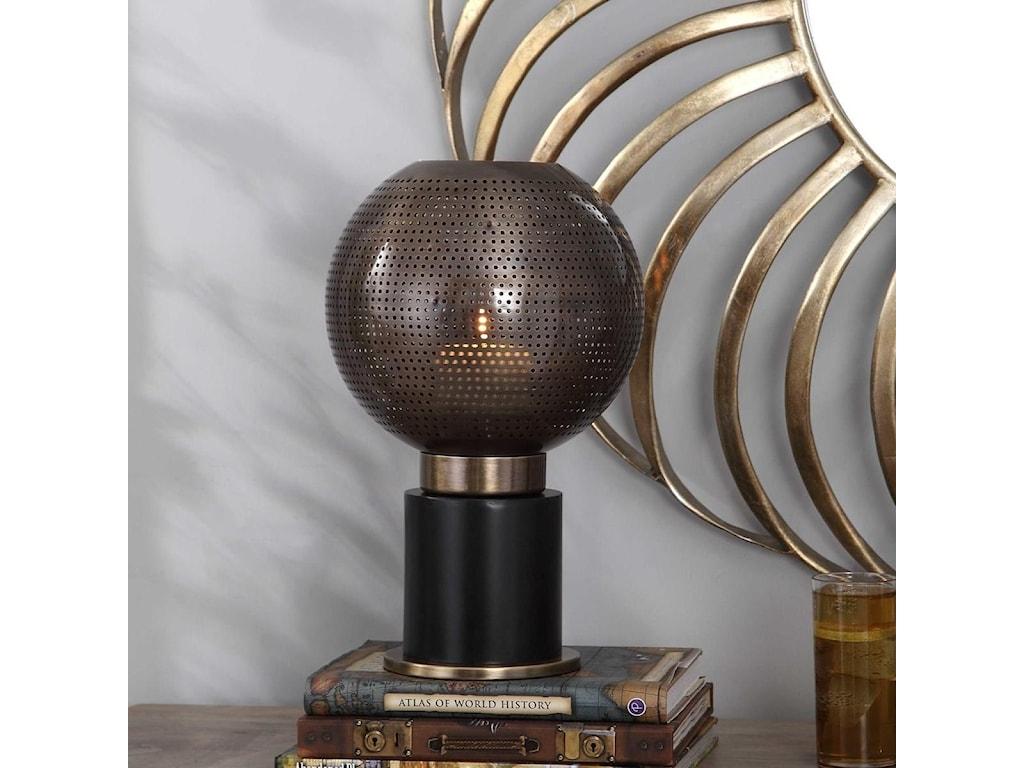 Uttermost Accessories - Candle HoldersBranham Bronze Globe Candleholder