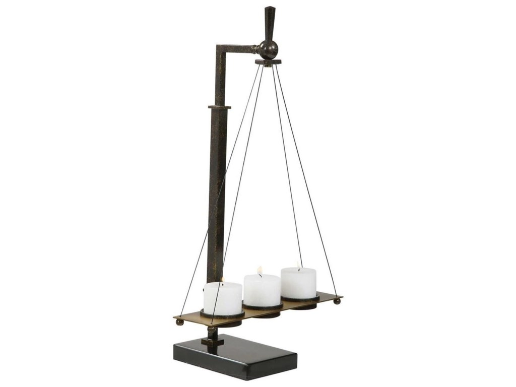 Uttermost Accessories - Candle HoldersBreckenridge Candleholder