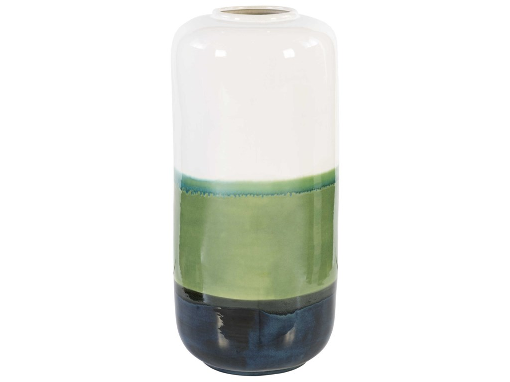 Uttermost Accessories - Vases and UrnsKeone Coastal Vase