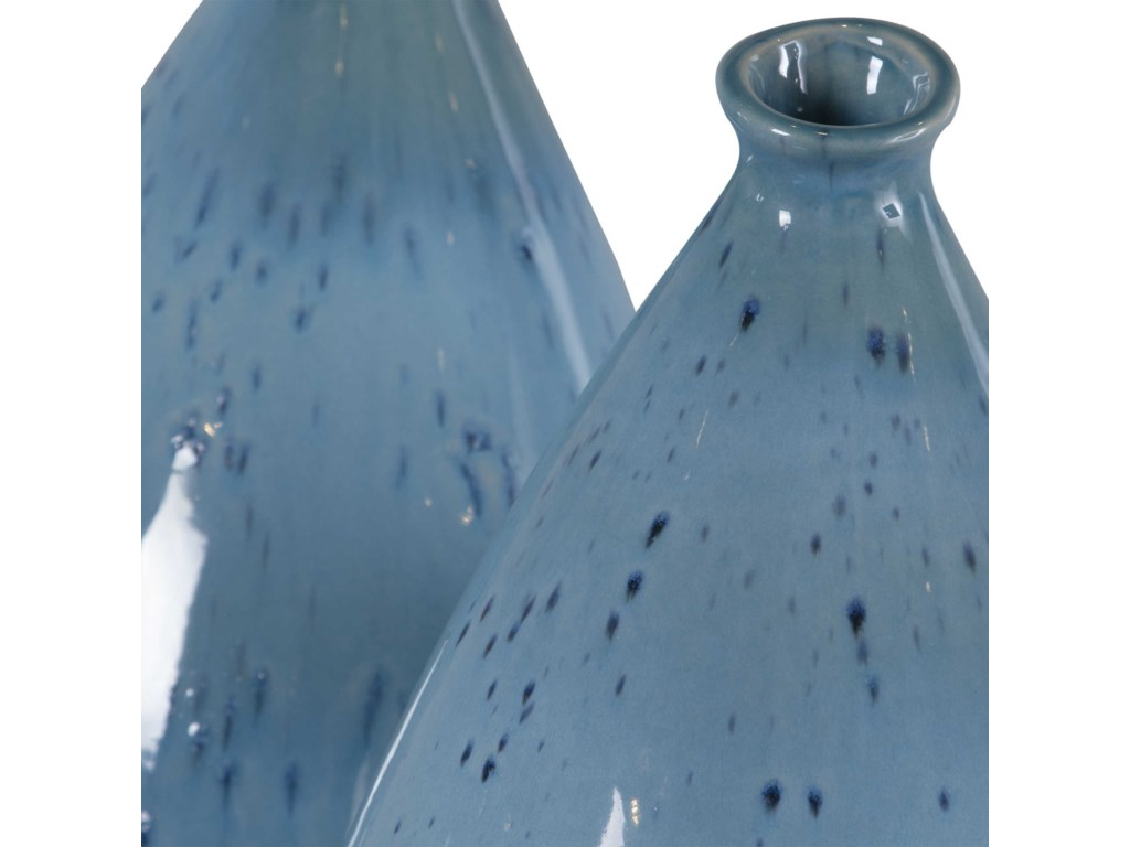 Uttermost Accessories - Vases and UrnsSky Blue Vase