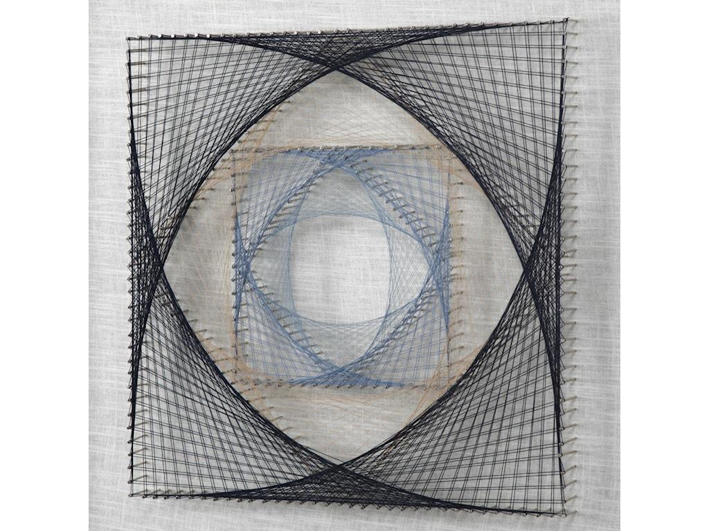 Uttermost Framed PrintsString Duet Geometric Art Set of 2