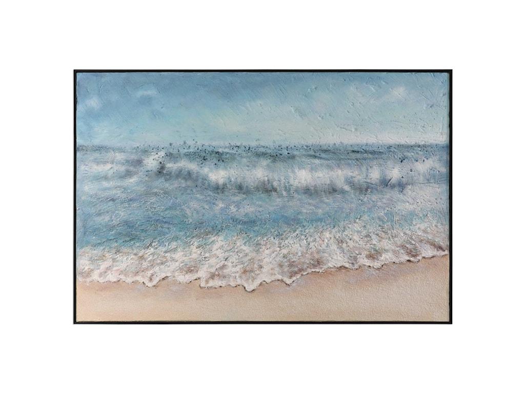 Uttermost ArtRolling Tide Landscape Art