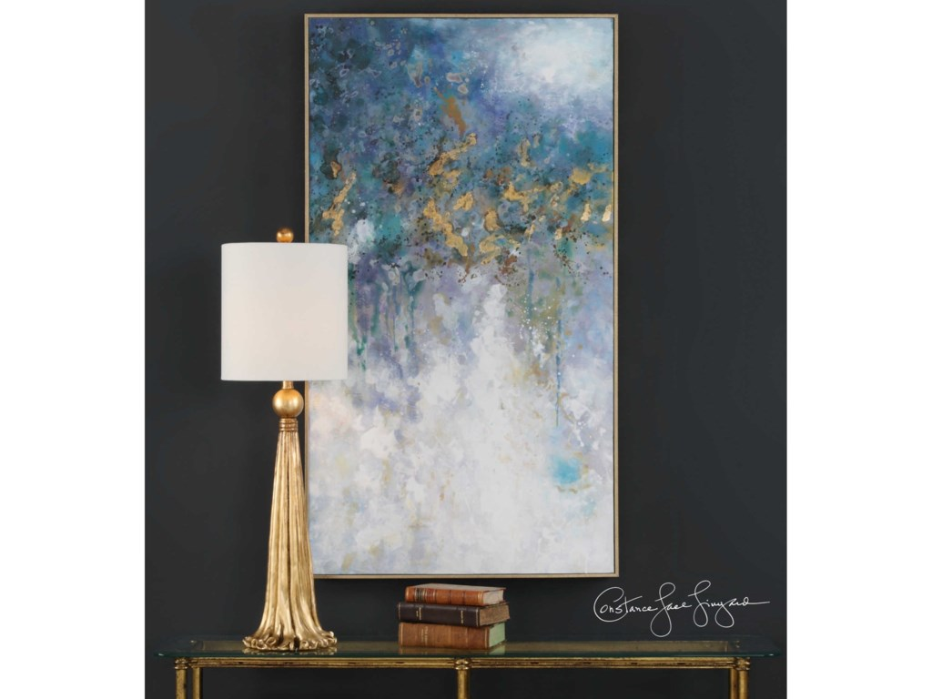 Uttermost ArtFloating Abstract Art
