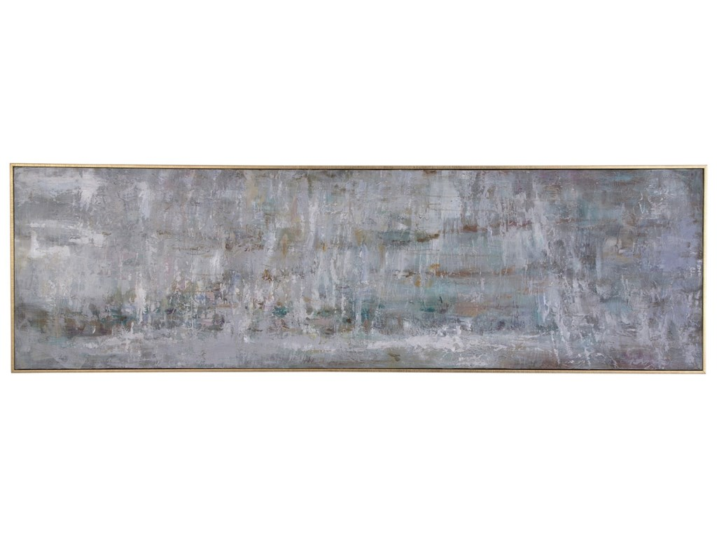 Uttermost ArtFrenzy Abstract Gray Art