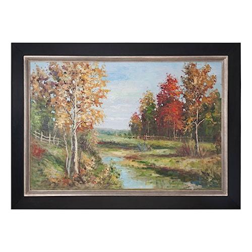 Uttermost Art Country Creek Landscape Art