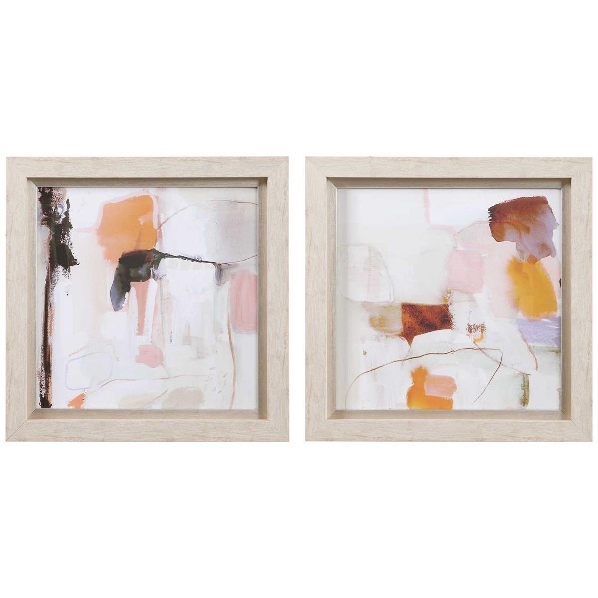 Ravel Framed Prints, Set of 2