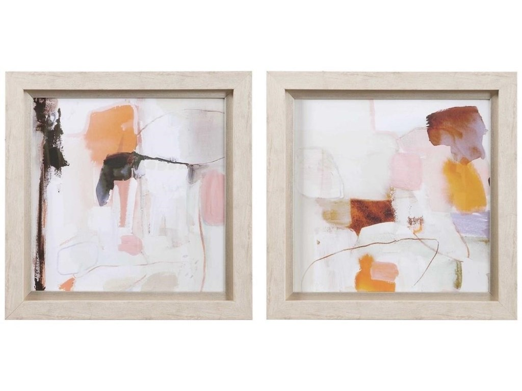 Uttermost Framed PrintsRavel Framed Prints, Set/2