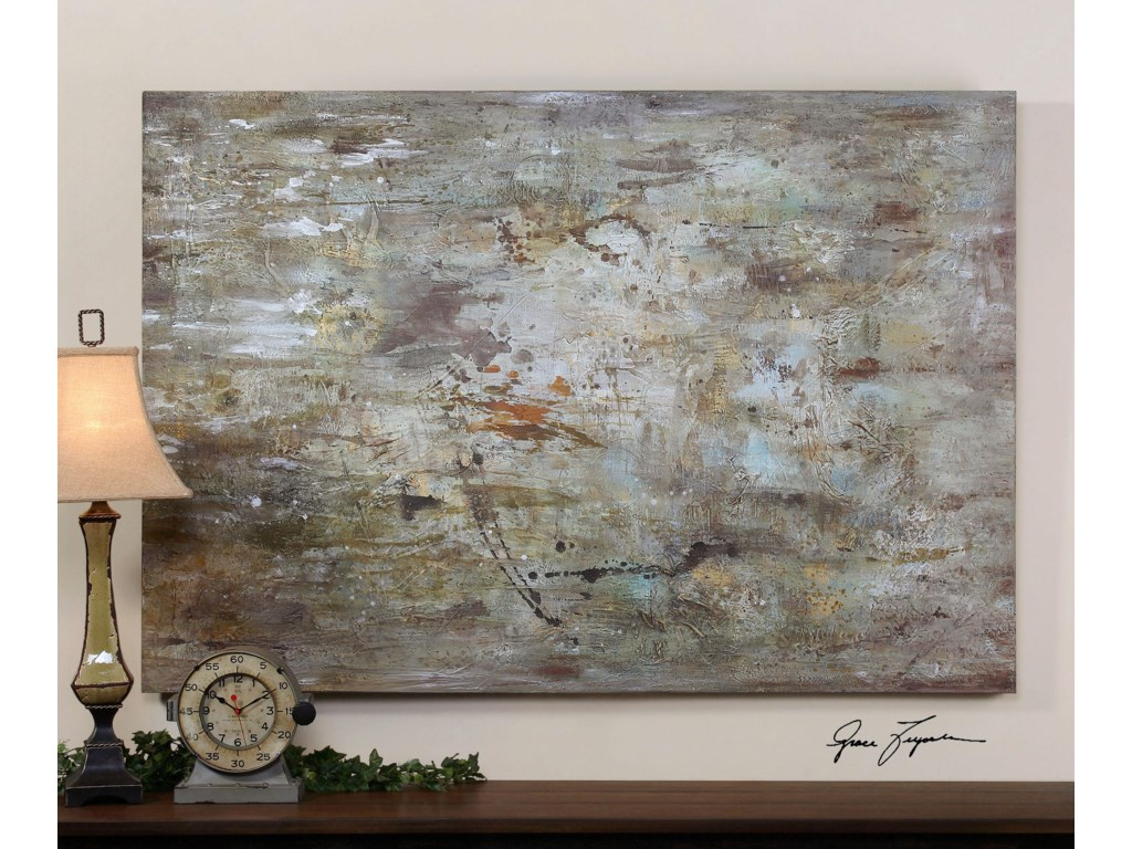 Uttermost ArtMiddle Abstract Art