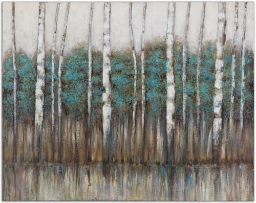 Uttermost Art Edge Of The Forest Canvas Art