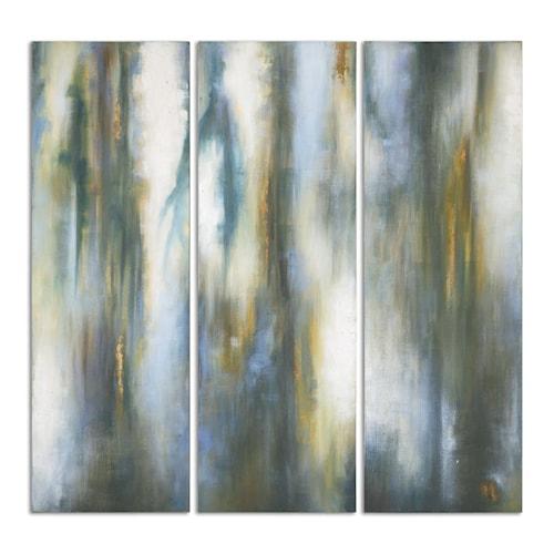 Uttermost art moonglow modern art s 3