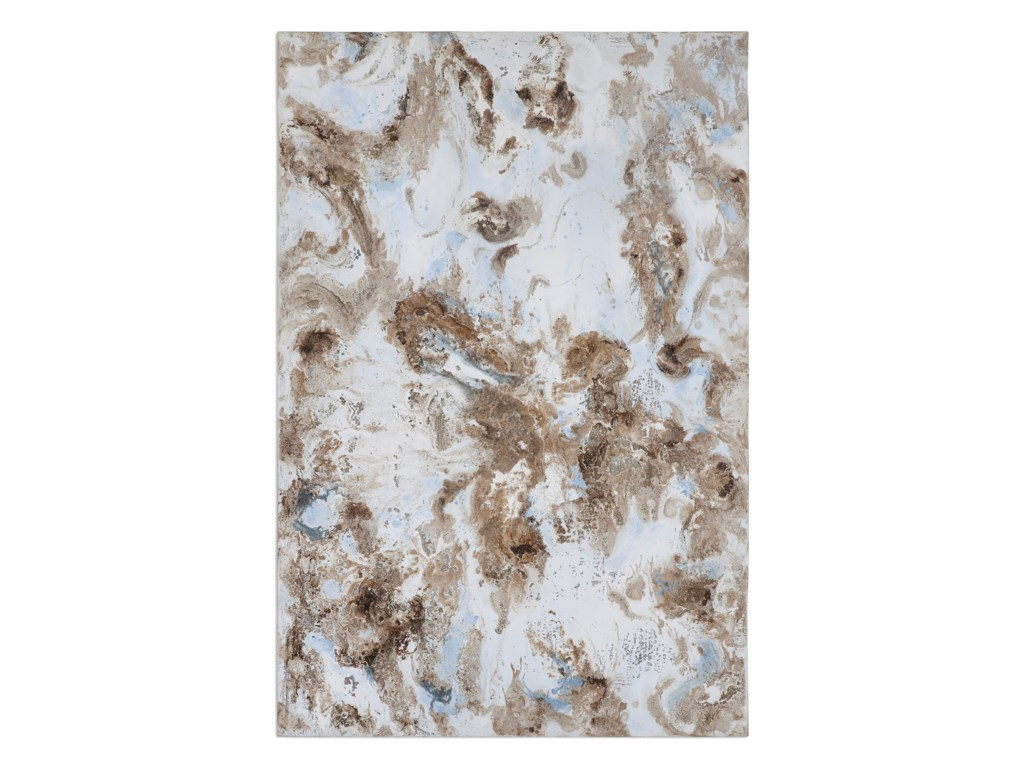 Uttermost ArtDust Storm Abstract Art