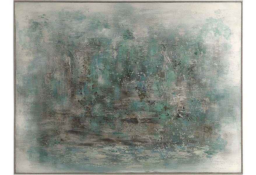 Art Ice Storm Abstract Art By Uttermost At Dunk Bright Furniture