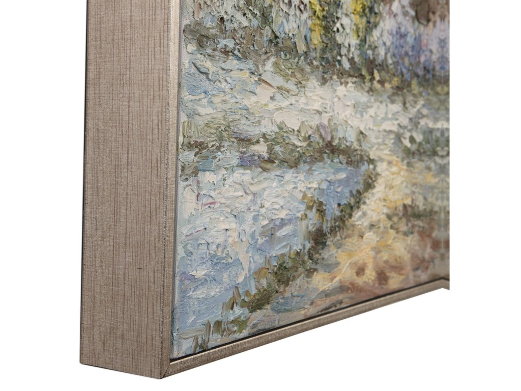 Uttermost ArtWayward Rivers Landscape Art