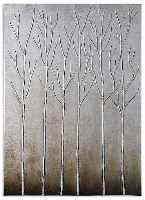 Uttermost Art Sterling Trees