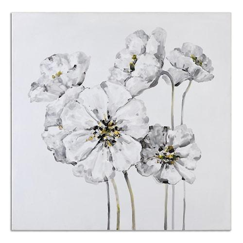 Uttermost Art Impact Fleurs Floral Art