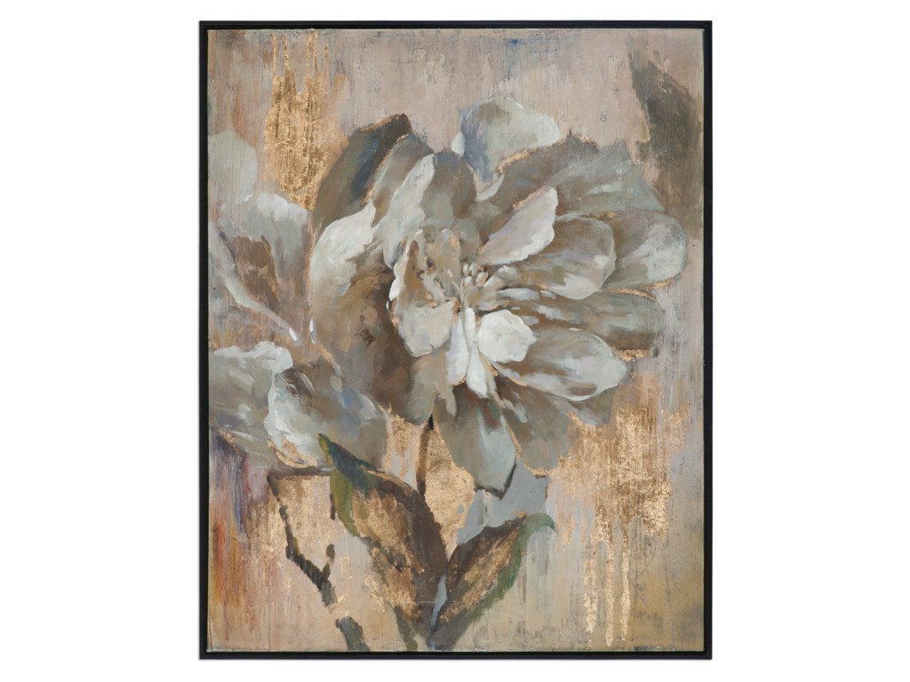 Uttermost ArtDazzling Floral Art