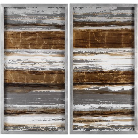 Metallic Layers (Set of 2)