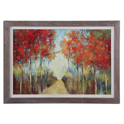 Uttermost Art Nature's Walk Landscape Art
