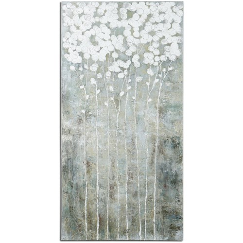 Uttermost Art Cotton Florals Wall Art