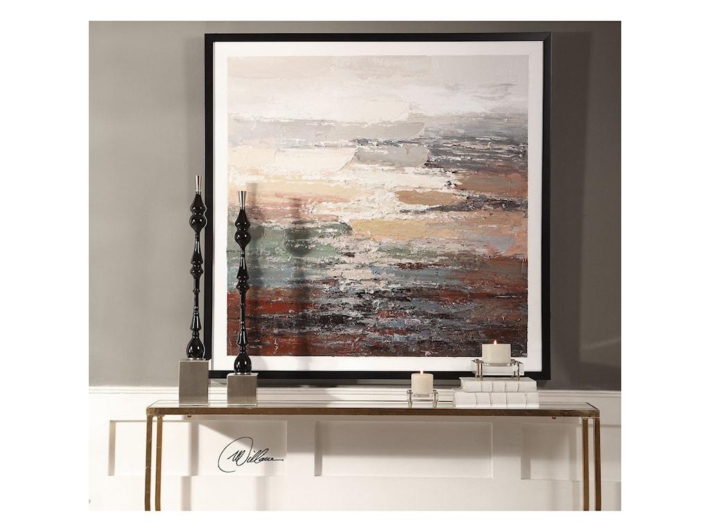 Uttermost ArtTides Abstract Art