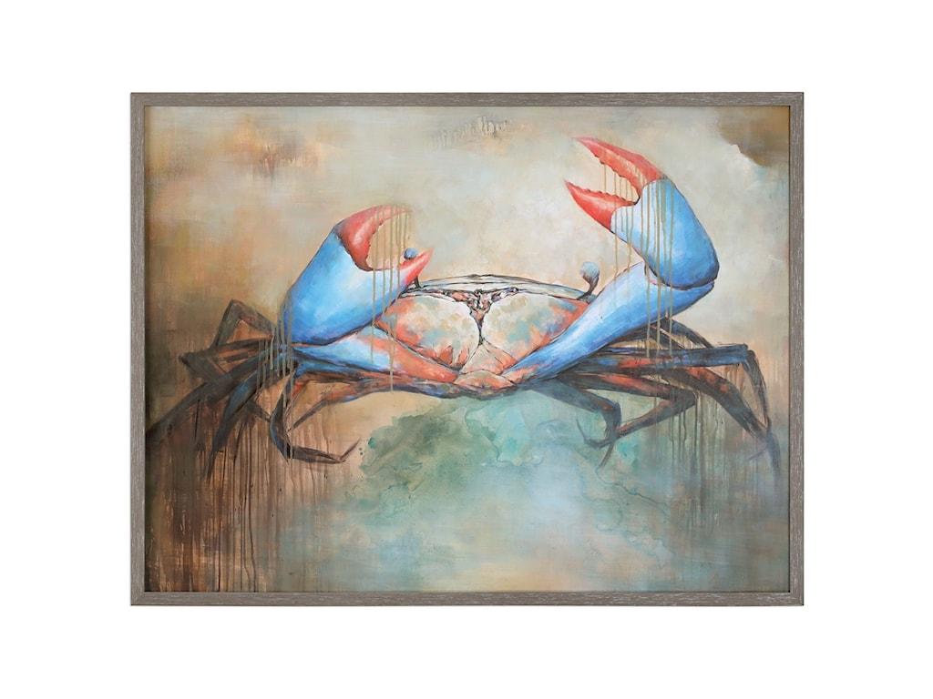 Uttermost ArtSam The Crab Art