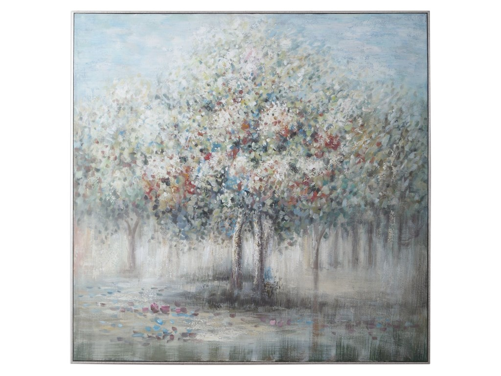 Uttermost ArtFruit Trees Landscape Art