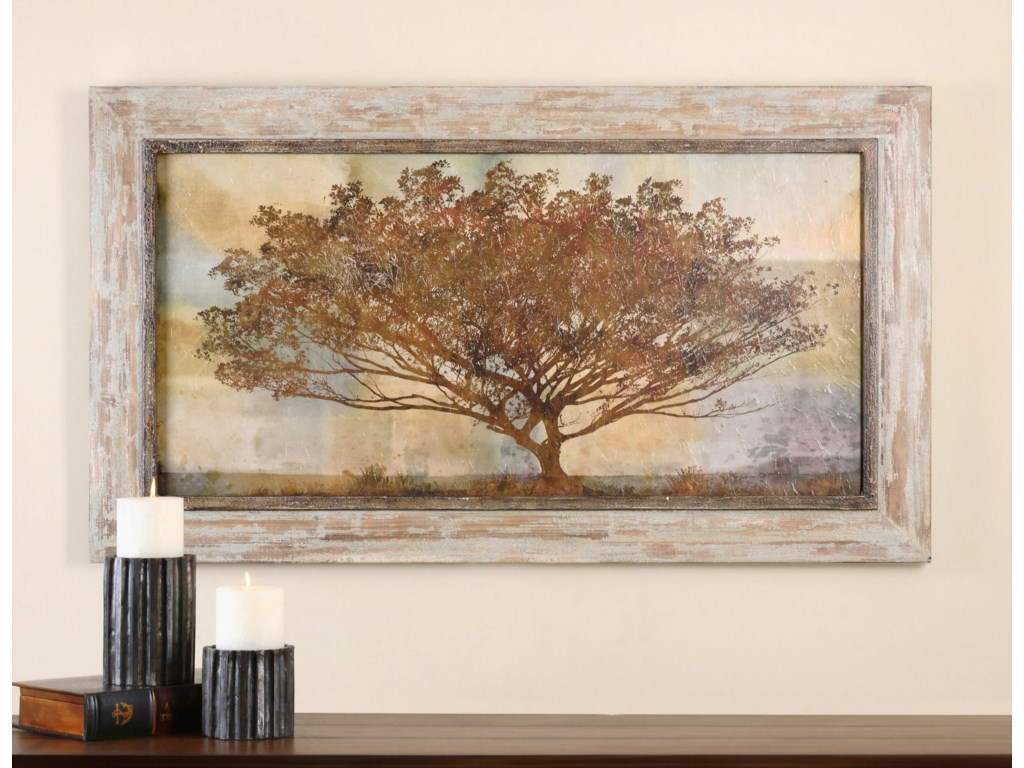Uttermost ArtAutumn Radiance Sepia Framed Art