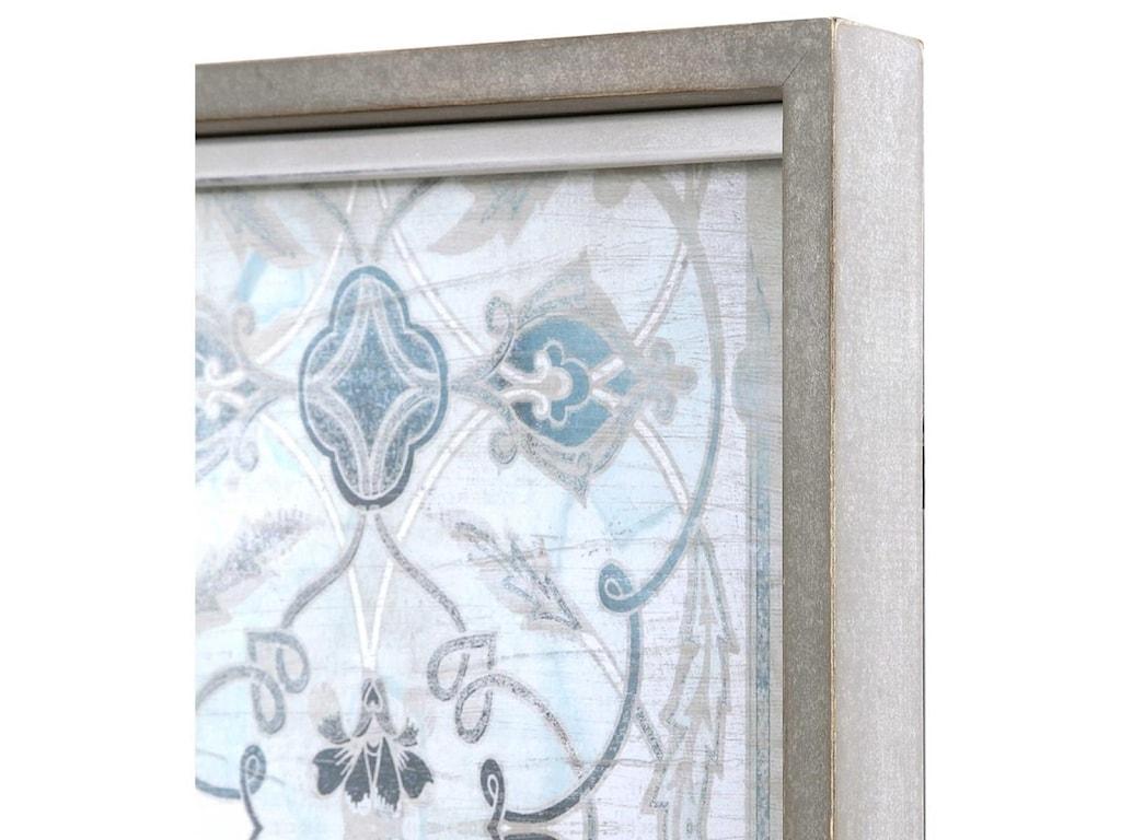 Uttermost ArtVintage Persian Panels Framed Prints, Set/2
