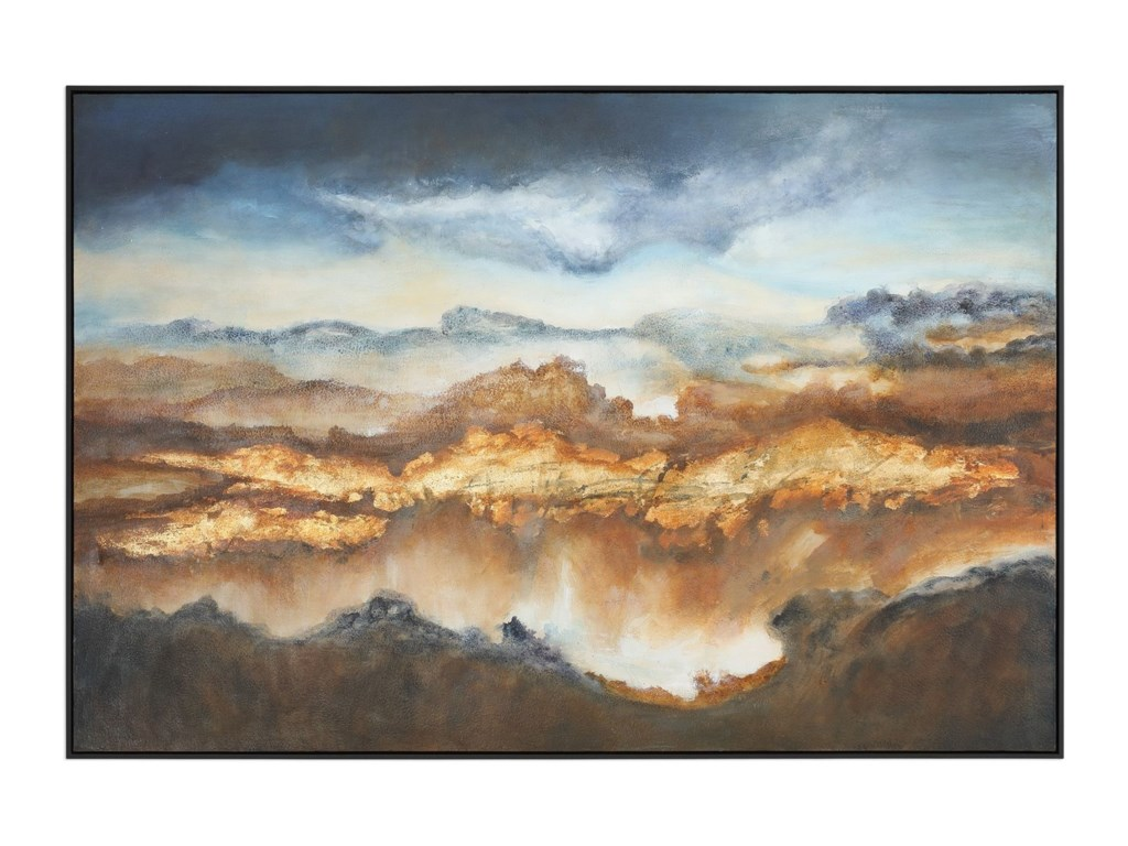 Uttermost ArtValley Of Light Landscape Art