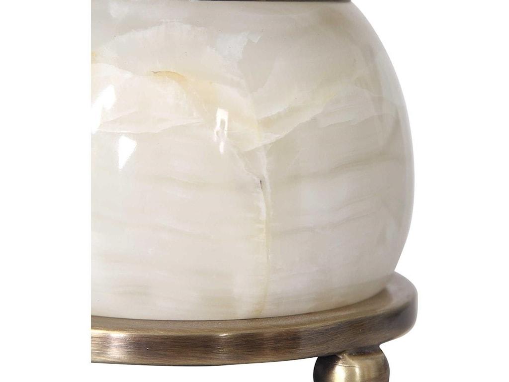 Uttermost Buffet LampsNatania Plated Brass Buffet Lamp